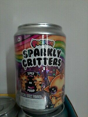 1 New Can Poopsie Sparkly Critters