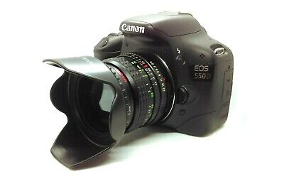 CANON Digital Fit EOS EF-S 28mm f/2.8 Wide Angle Macro Lens for CANON EOS Camera