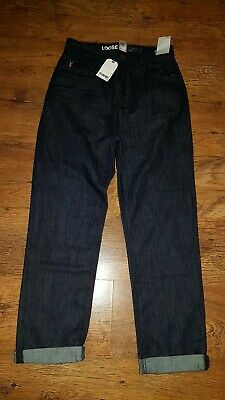 Next Boy's Jeans loose fit  age 14 Years Blue new
