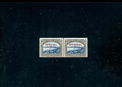 Lot 82114 Mint Nh O27 Official Stamp South West Africa British Commonwealth