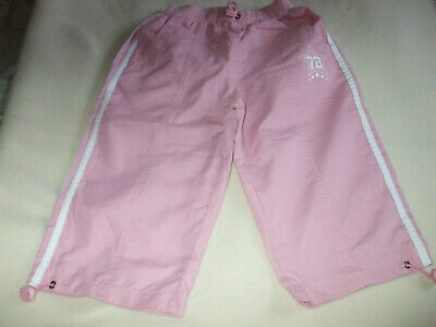 Girls - Vintage Angels - Trousers (Cargo) - 5-6 Years - Pink