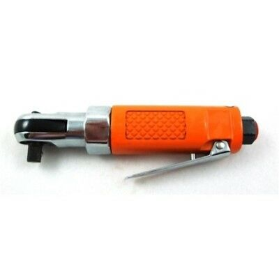 """Toolzone 1/4"""" Drive Short Stubby Air Ratchet Wrench with Male Connector"""