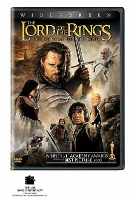 The Lord of the Rings: The Return of the King OOP 2-disc Theatrical DVD