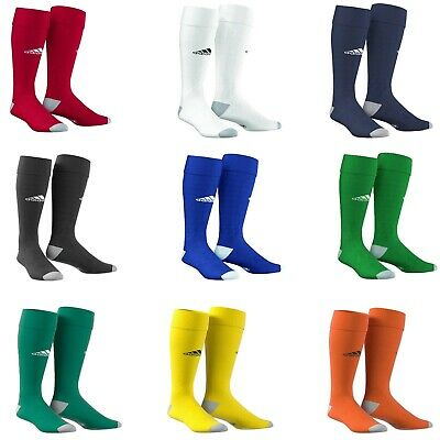 Adidas Milano Football Socks Mens Soccer Long Sports Boys Hockey Training Socks