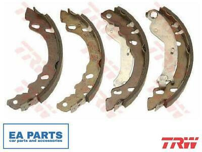 Brake Shoe Set For Fiat Ford Trw Gs8711