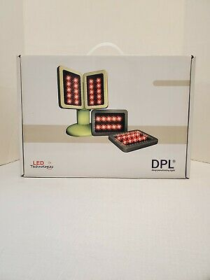 DPL Deep Penetrating Light LED Technologies Skin Therapy System Anti Aging Panel