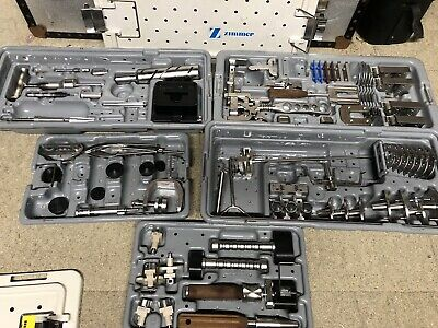 Zimmer Surgical Orthopaedic Equipment , Femoral , Patella  , Tibial Base Joblot