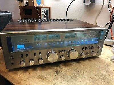SANSUI G-801 Stereo Receiver