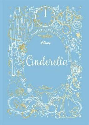 Cinderella (Disney Animated Classics) 9781787415423 | Brand New