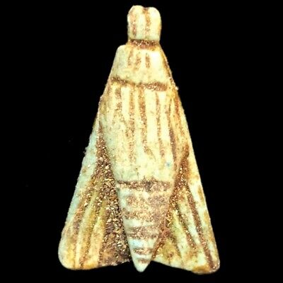 Beautiful Ancient Egyptian Fly Amulet 300 Bc (10)