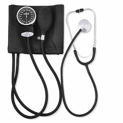 Sphygmomanometer/Aneroid Bp Monitor With Free Stethoscope, Cuff & Carrying Case