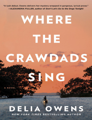 ✅ Where the Crawdads Sing by Delia Owens (P.D.F  EB00K) fast delivery ✅