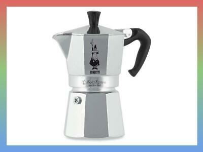 Cafetiere Italienne Moka Express 4 Personnes Traditionnelle Vraies Saveurs