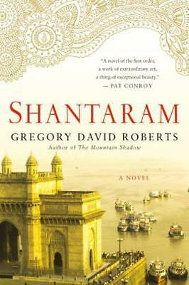 Shantaram by Gregory David Roberts Paperback Book
