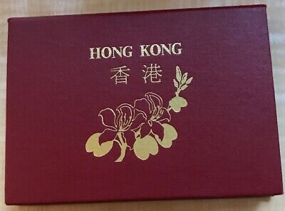 Hong Kong 1993 Proof Coin Collection