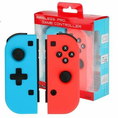 Wireless Controller for Nintendo Switch Left Right Switch Controller Gamepad UK