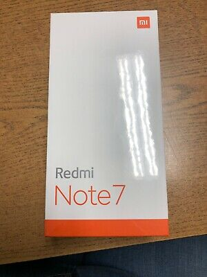 Xiaomi Redmi Note 7 - 64GB - Nebula Red (Unlocked) (Dual SIM)