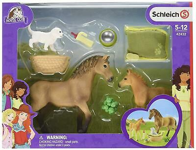 Schleich Horse Club Sarah Tierbaby-soins cheval chevaux Jeu personnage jeu personnage