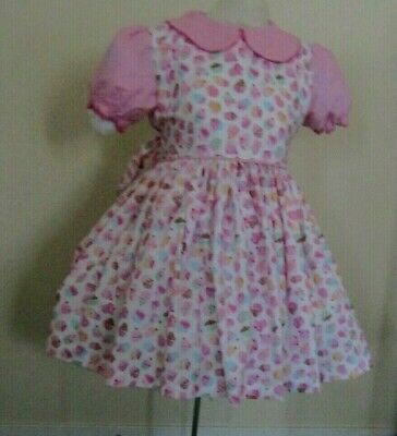 Adult Baby Sissy CupCake Dress  'By Besses