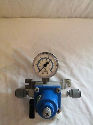 Secondary Beer Gas Regulator Homebrew Pub Bar Brewery