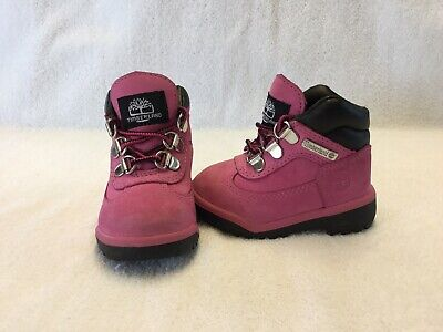 Timberland Pink Snow Boots 72833 Toddler Boots Shoes