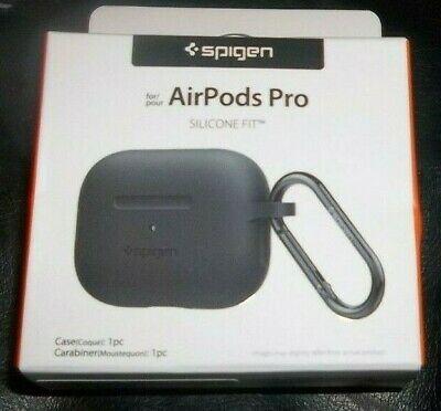 For Airpods Pro Case Spigen® [Silicone Fit]