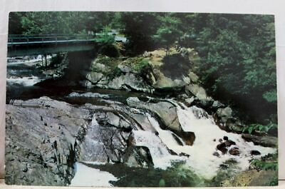 Great Smoky Mountains National Park Sinks Postcard Old Vintage Card View Post PC