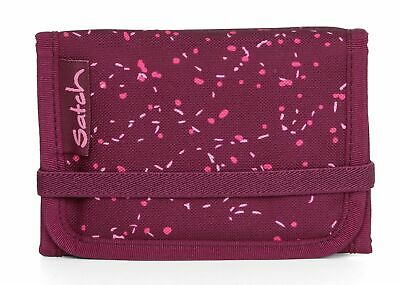 satch purse Wallet Berry Bash
