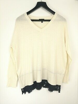 Topshop Maternity Sweater Lambswool- Size 16