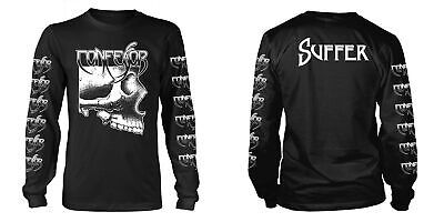 NEW /& OFFICIAL! Confessor /'Condemned/' Black LS Shirt