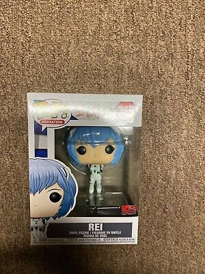Funko POP! Animation Evangelion Rei Ayanami - in hand new free shipping
