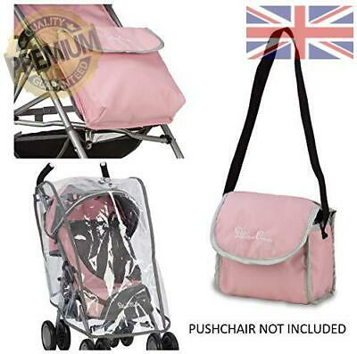 Silver Cross Pop Universal Dolls Pushchair Accessory Pack (Vintage c271a6