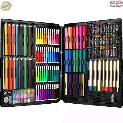 258 Piecs Inspiration Art Set for Drawing and Sketching Color Pen c26f42