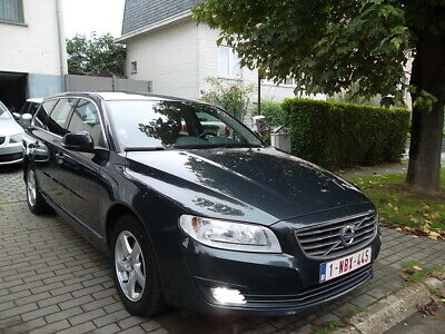 Volvo V70 2.0 D2 // GEARTRONIC // 2016 // Euro 6 //