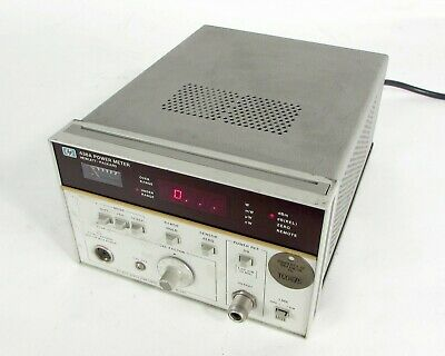 HP / Agilent / Keysight 436A Power Meter w/ Opt 022