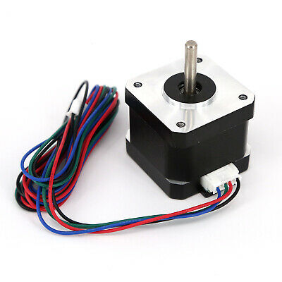 2 Phase 1.8 Degree Stepper Motor 42 Mm 4 Wire 4.0kg.Cm For 3D Printer NEMA17 CNC