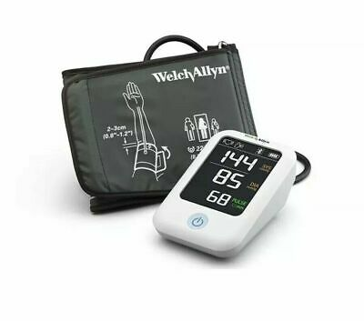 Welch Allyn Home H-BP100SBP Blood Pressure Monitor blue tooth capable.