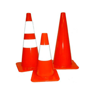 Pro-Line Traffic Safety 5 Pack Of The 28 Traffic Cones - CC28-5