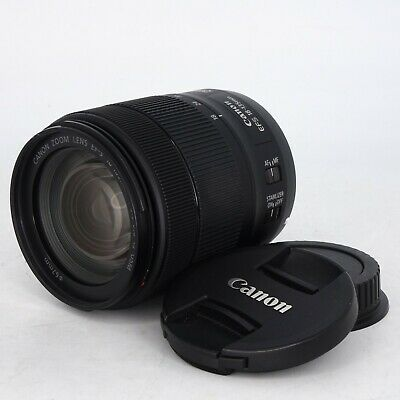 Canon EF-S 18-135mm f/3.5-5.6 IS Nano USM Lens #6423