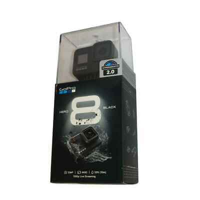 GOPRO Hero 8 Black Videocámara Acción Cam 4K Ultra HD 12Mp Wi-Fi