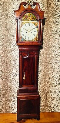Robert Beveridge Grandfather Clock