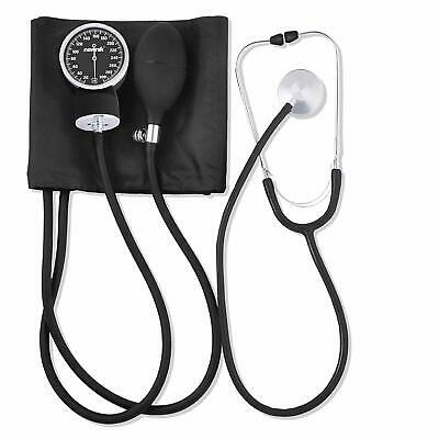 Sphygmomanometer Aneroid Bp Monitor With Free Stethoscope, Cuff & Carrying Case.
