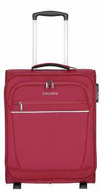 travelite carrello Cabin 2w Bordtrolley Berry