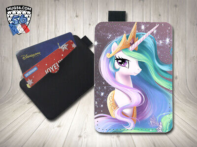 petit porte cartes card holder - licorne unicorn 02