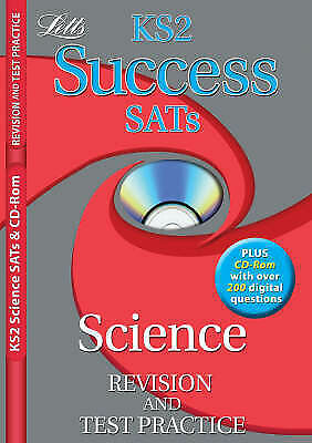 (Good)-KS2 Success SATs Revision & Test Practice with CD-Rom - Science (Success