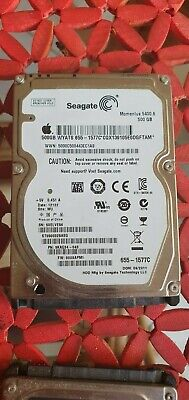 500GB Seagate Hard Drive For Laptop 2.5 inch