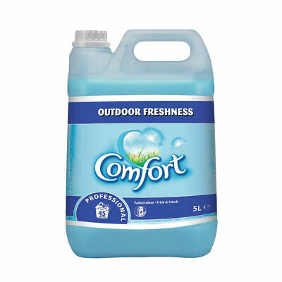 NEW! Comfort Professional Fabric Softener 5 Litre Pack of 2 7508496
