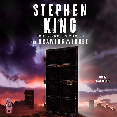 The Drawing of the Three by Stephen King - (Audiobook)