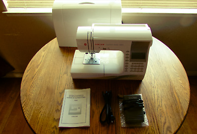 SINGER | Quantum Stylist 9960 Computerized Portable Sewing Machine-