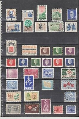 Canada Mint 1960-1966,Year Sets MNH ( 2 Scans )